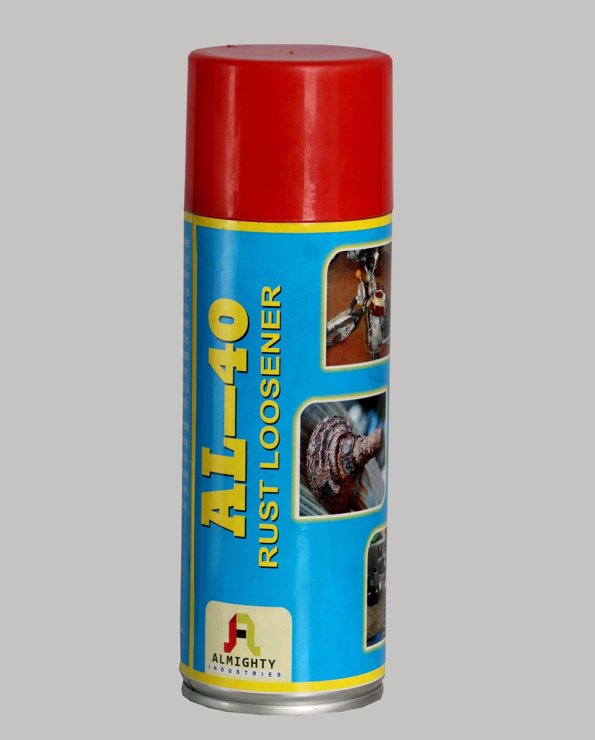 Al-40 rust Loosener | Almighty Industries